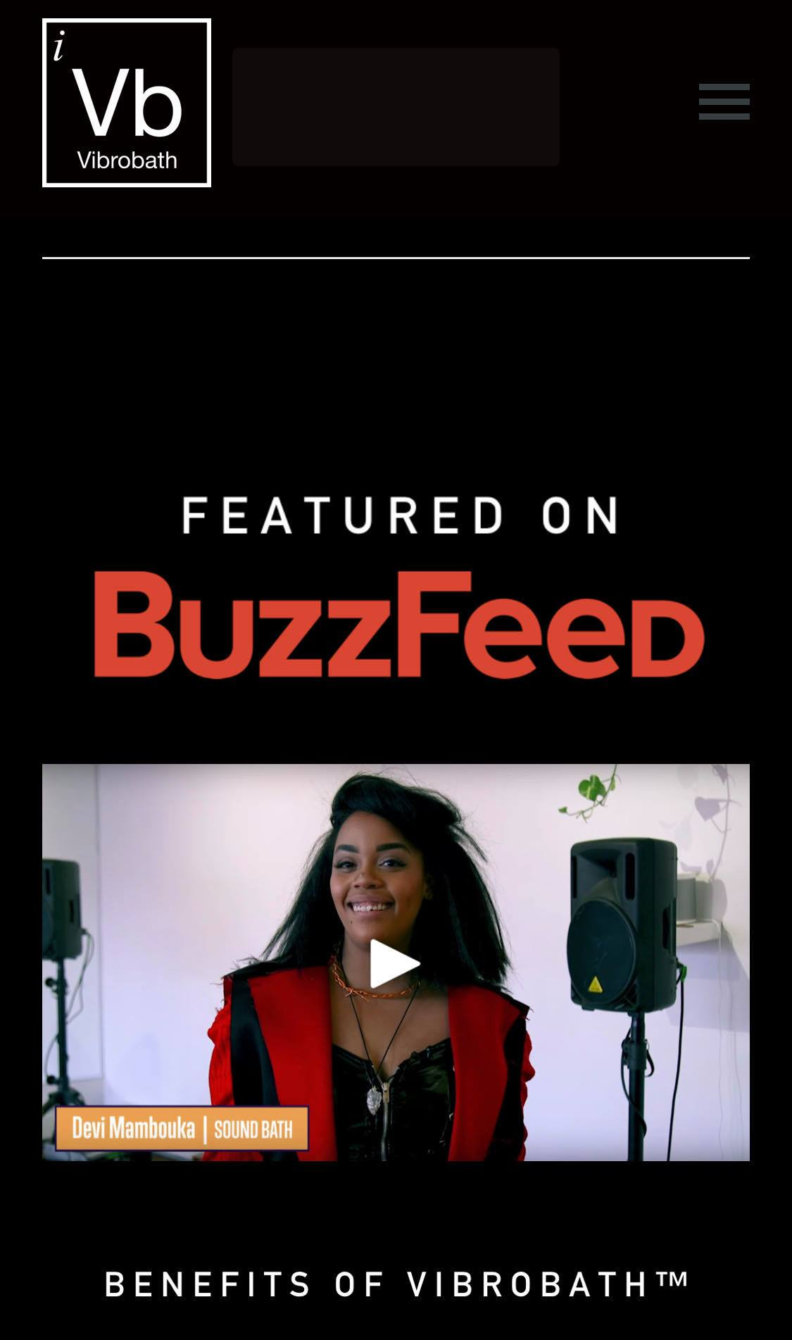 Featured in BuzzFeed